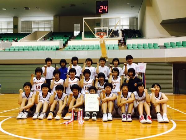 画像(バスケットボール女子)