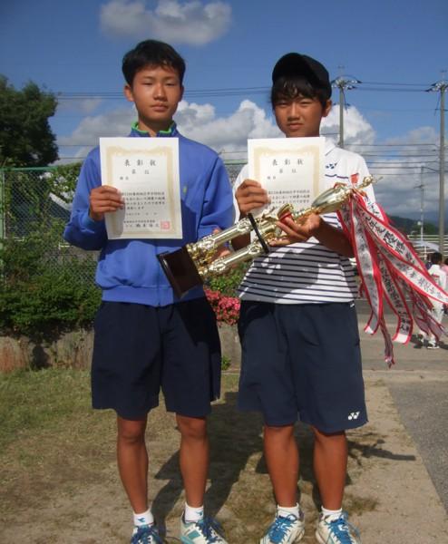 画像(ソフトテニス男子個人)1