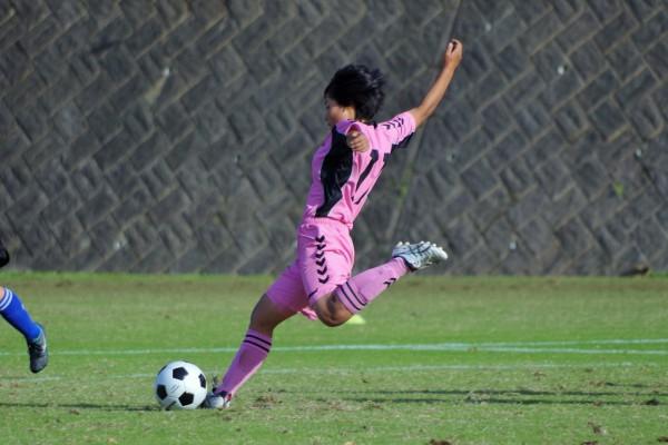 女子サッカー部 2