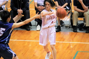 女子バスケ 2
