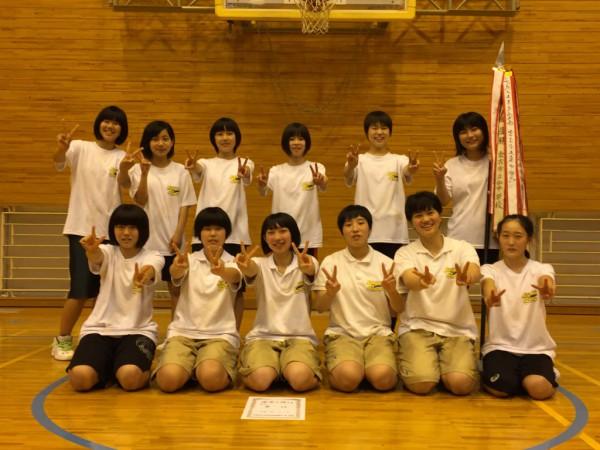 バスケ(倉吉東女子)