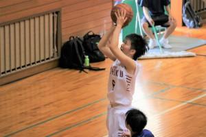 女子バスケ 1