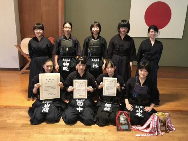 剣道女子団体
