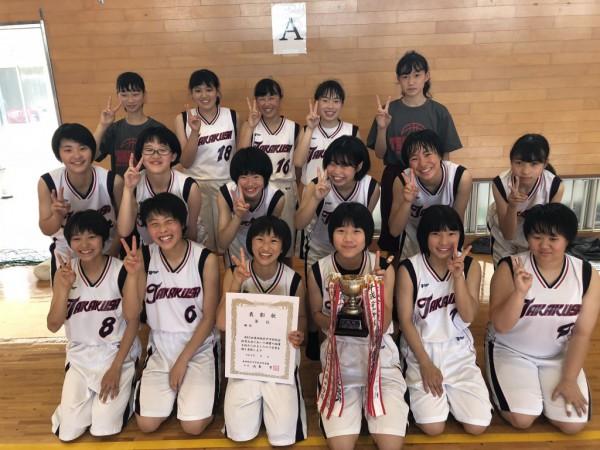 03 バスケット女子優勝(高草)