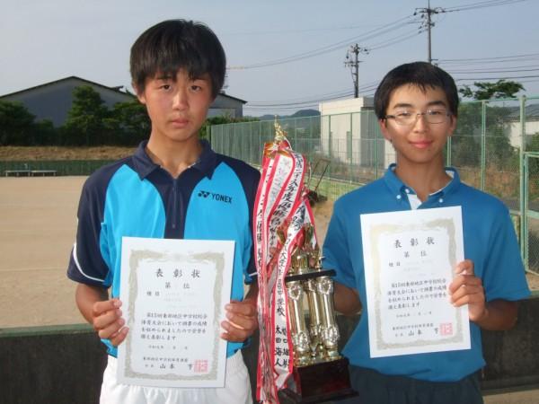 06 ソフトテニス男子個人(湖東)
